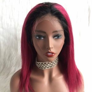 "12"" Ombre Full Lace Wig"